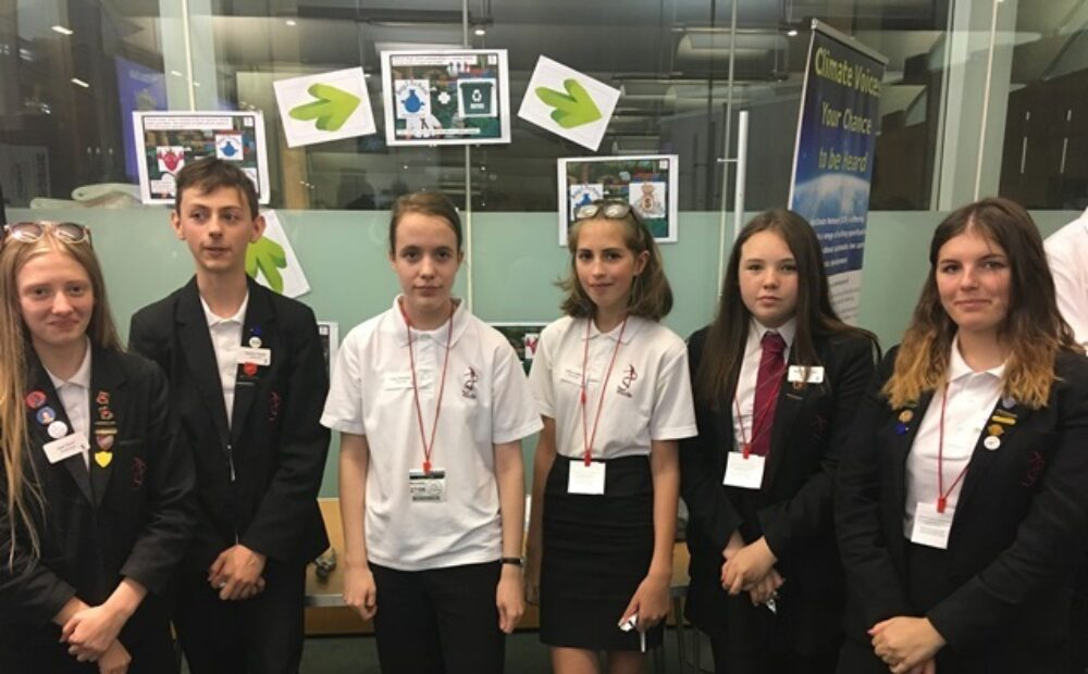 Inter Climate Network Conference - News - Pittville School