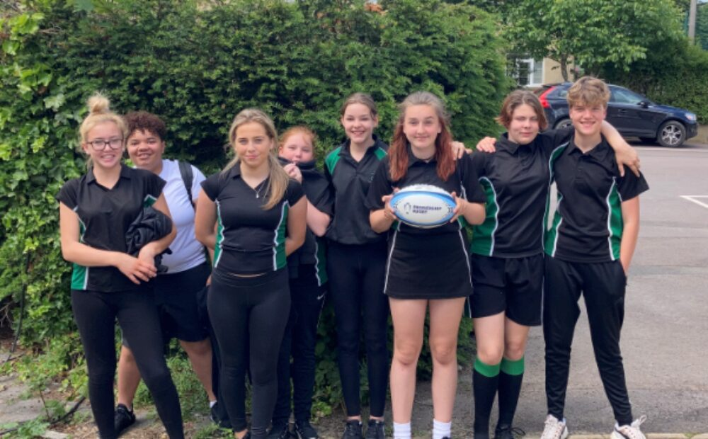 Year 9 Rugby Festival - News - Pittville School