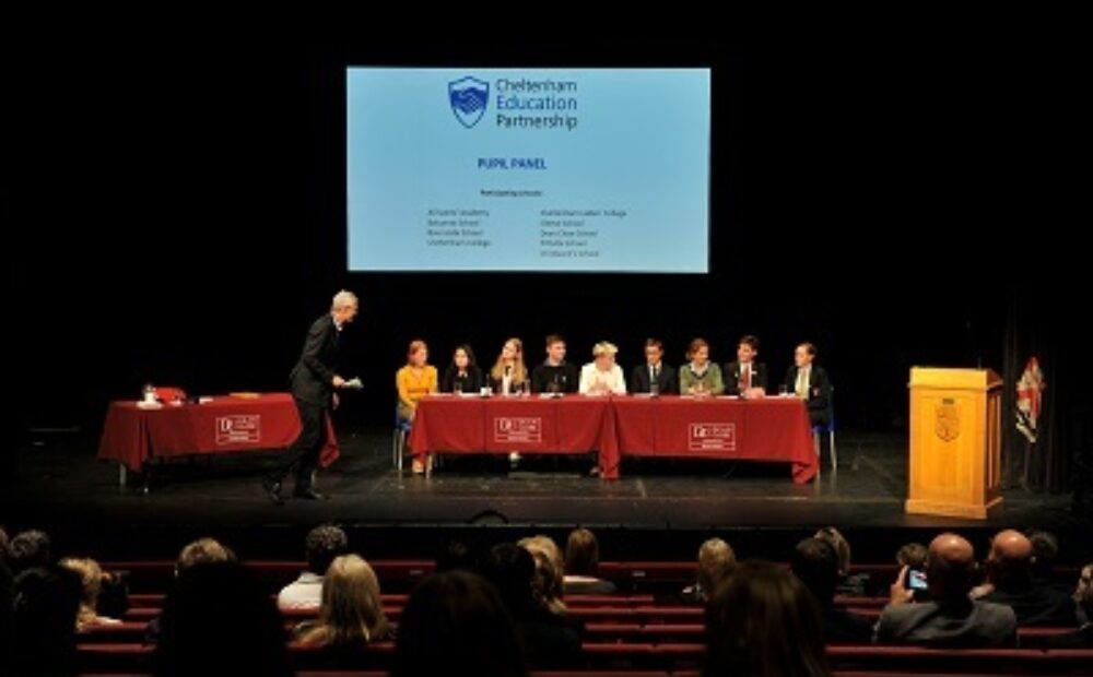 Education Question Time - News - Pittville School