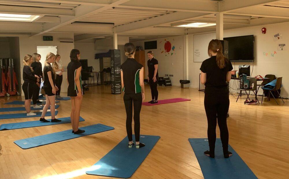 Yoga at Pittville School - News - Pittville School