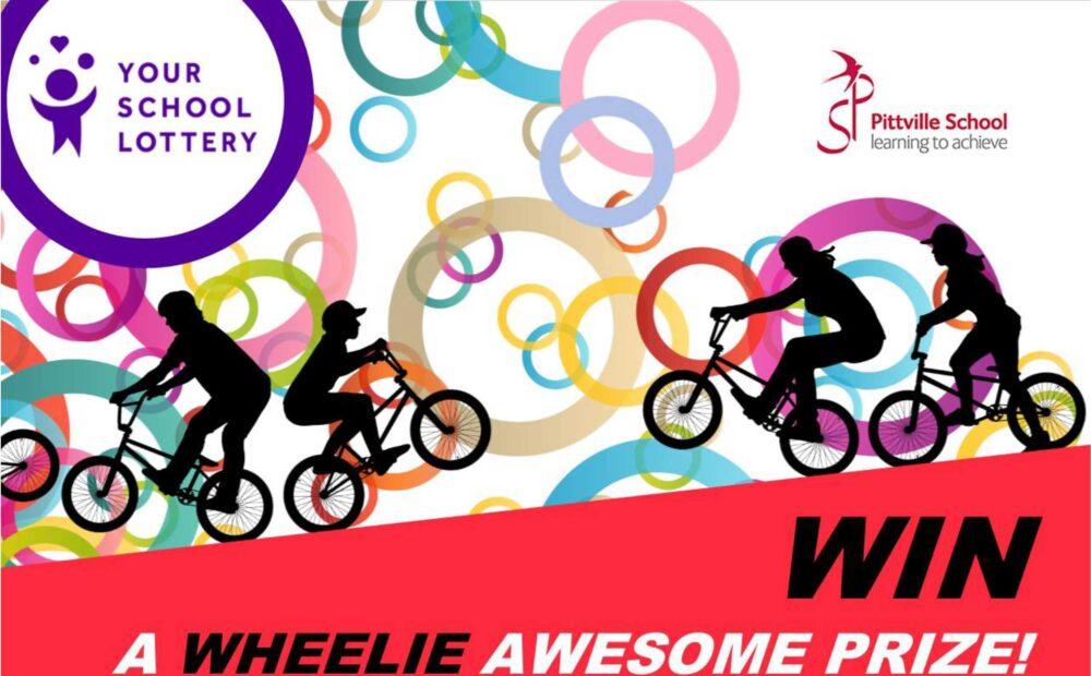 Your School Lottery - Win a £500 Bike Voucher - News - Pittville School
