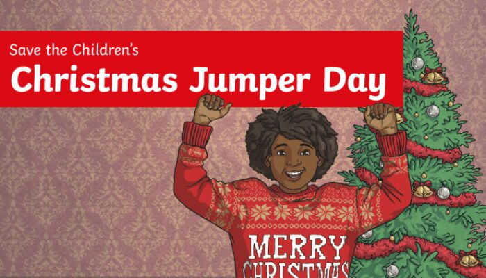 Christmas Jumper Day - 11th December 2020 - Pittville School