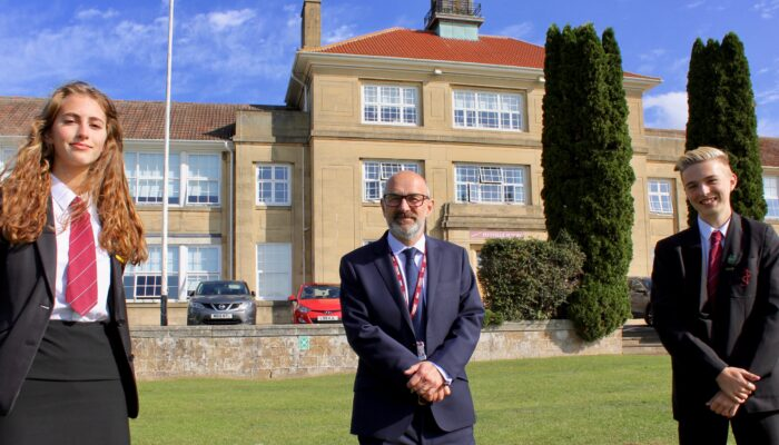 Important Letter from Mr Gilpin - Pittville School