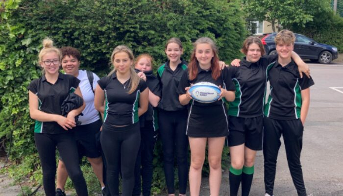 Year 9 Rugby Festival - Pittville School