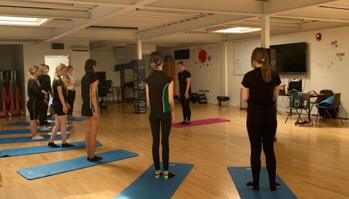 Yoga at Pittville School - Pittville School