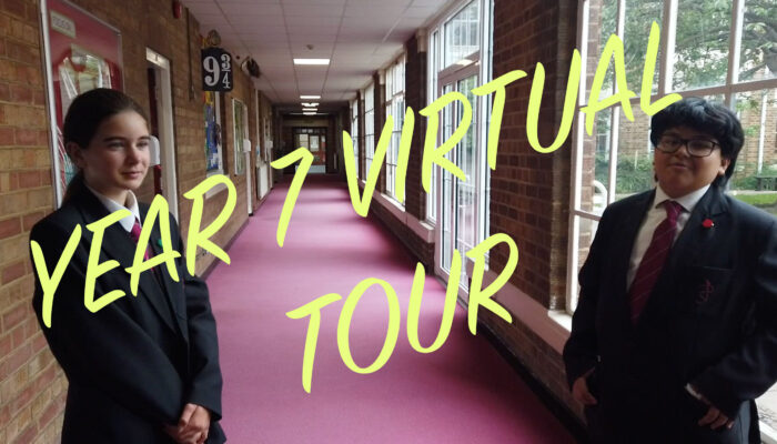 Year 7 Induction Virtual Tour July 2021 - Pittville School